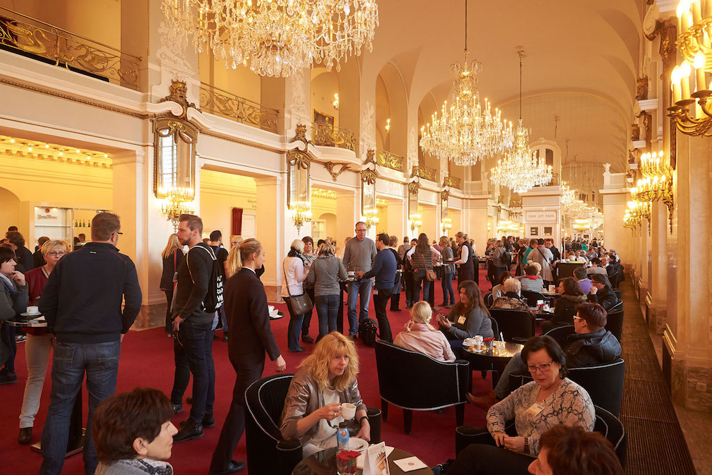 DER Touristik Campus Event 2016 Berlin Empfang