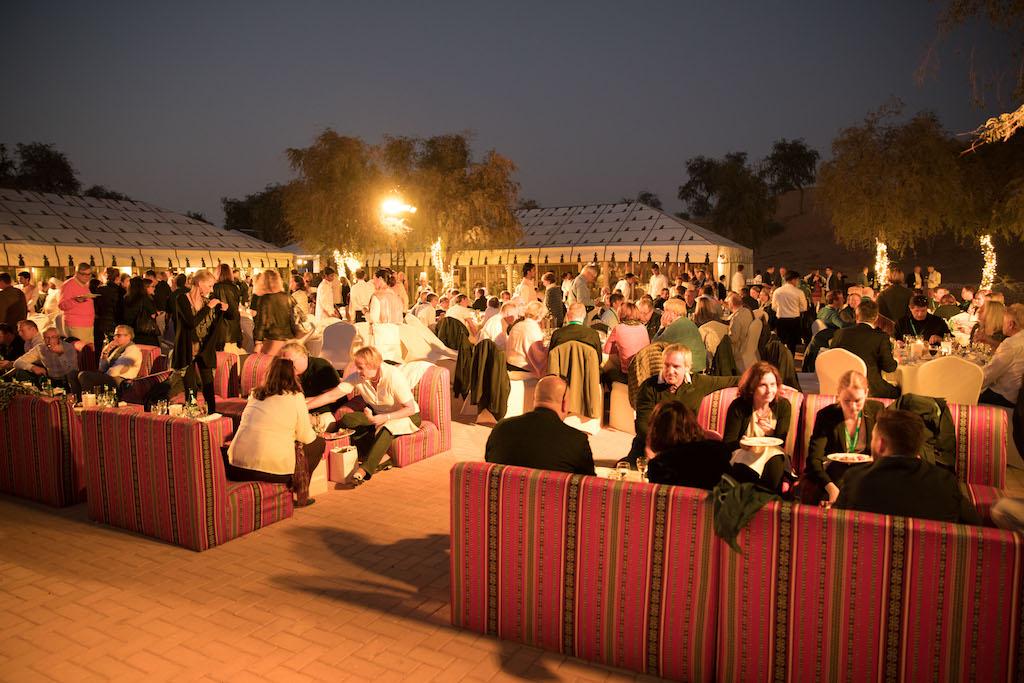DRV Jahrestagung 2017 Gala Dinner Abend