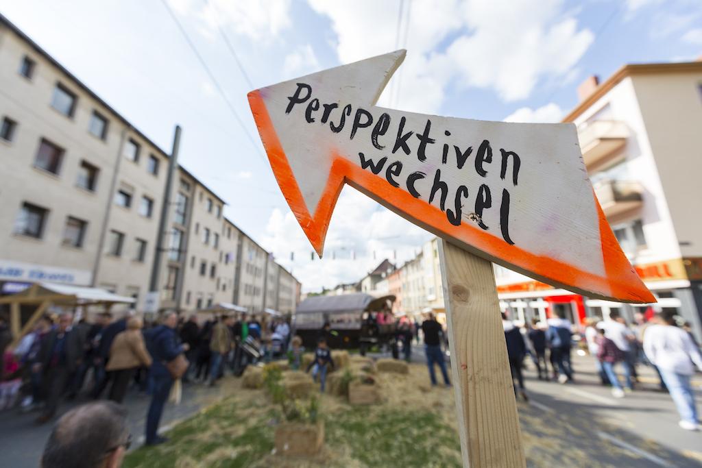 Grüne Hauptstadt Europas - Essen 2017 - Grün Auf! Altendorf - Familienfest