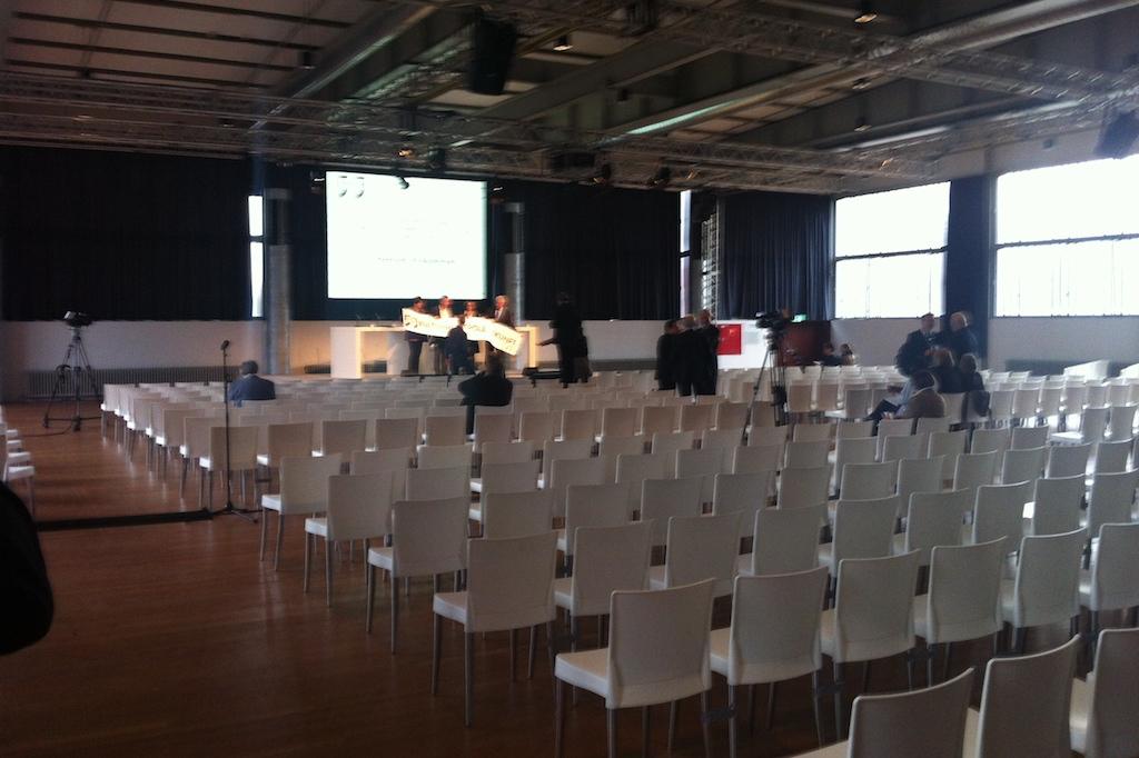 Konferenz Zeche Zollverein Halle 12