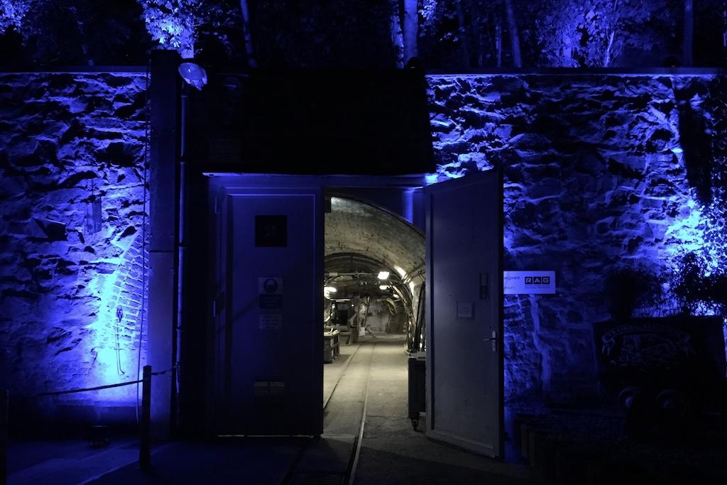 Illumination Abend Veranstaltung Event