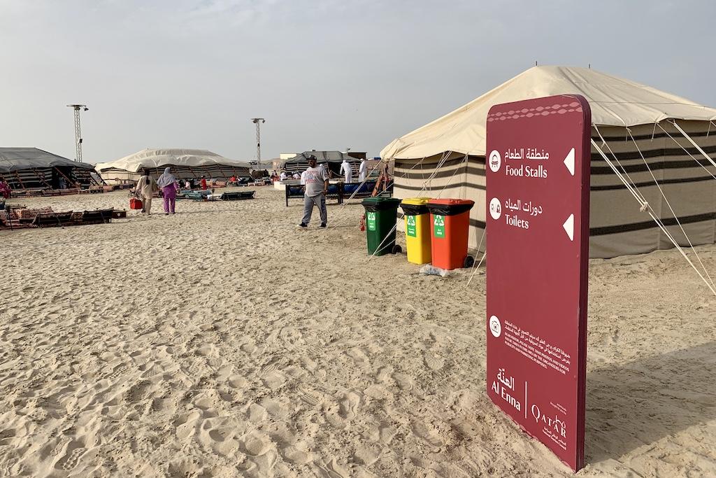 Outdoor Event Festival Großveranstaltung Qatar