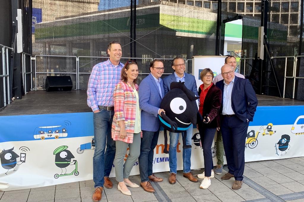 Europäische Mobilitätswoche EMW 2019 Essen Eröffnung Auftaktveranstaltung