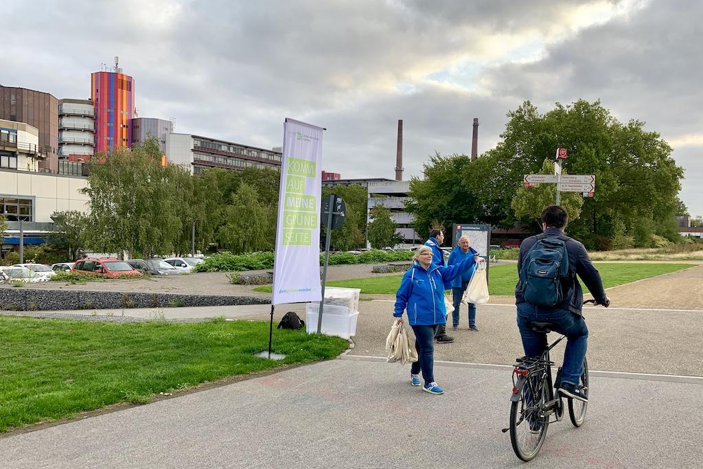 Europäische Mobilitätswoche EMW 2019 Essen Danke Aktion